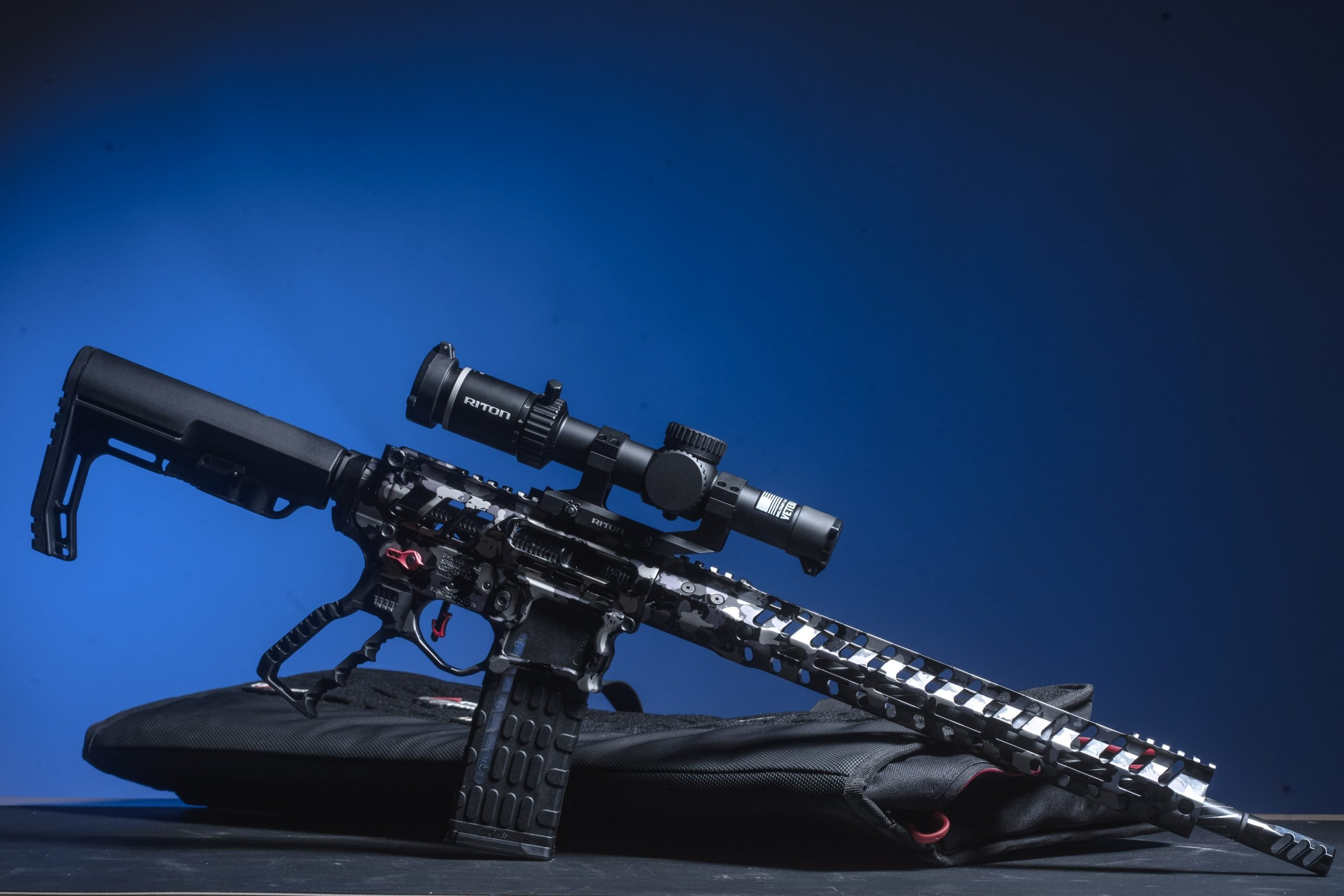 You are currently viewing Win a totally Kick@ss F1 Firearms Custom AR15